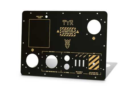 Front Panel 1056